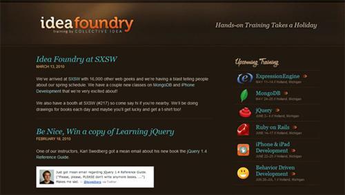 Idea Foundry Blog