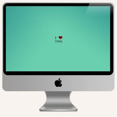 i love typo desktop version