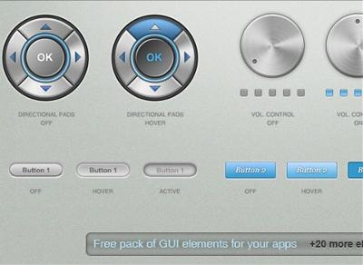 music-gui-elements