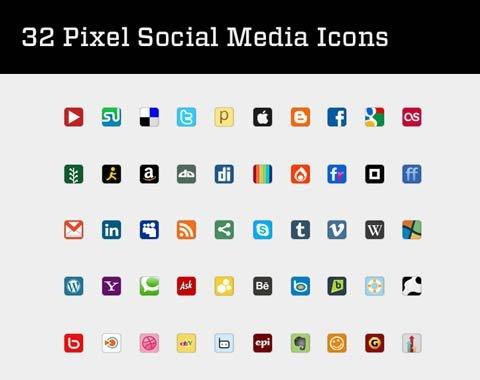 32-pixel-icxons