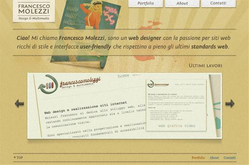 Francesco Molezzi Design