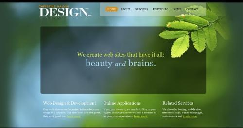 Christine Galvin Design