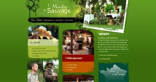 Le Moulin de Sauvage