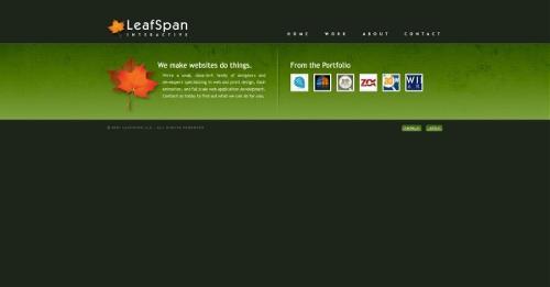 LeafSpan