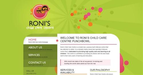Roni's Child Care Centre Punchbowl