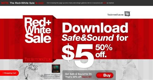The Red+White Sale