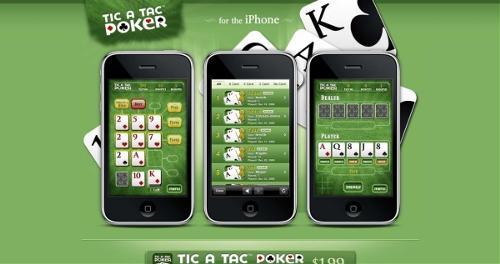 Tic A Tac Poker