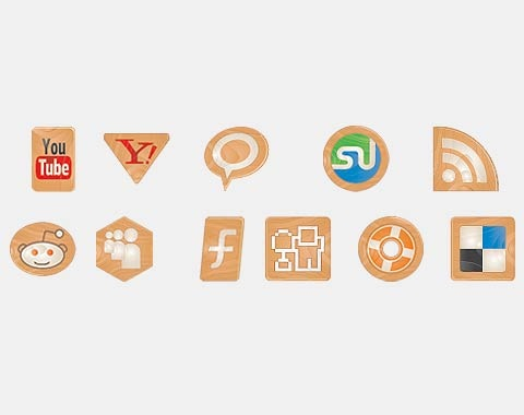 wood-icons