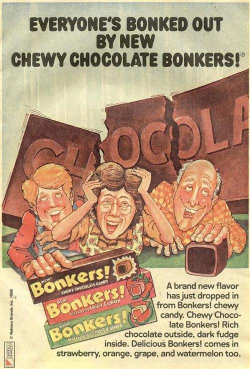 Bonkers! - 1986