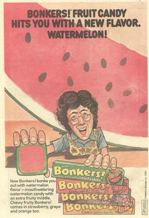 Bonkers! - 1985