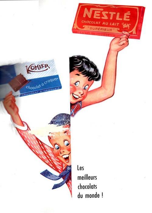 Chocolate - 1954