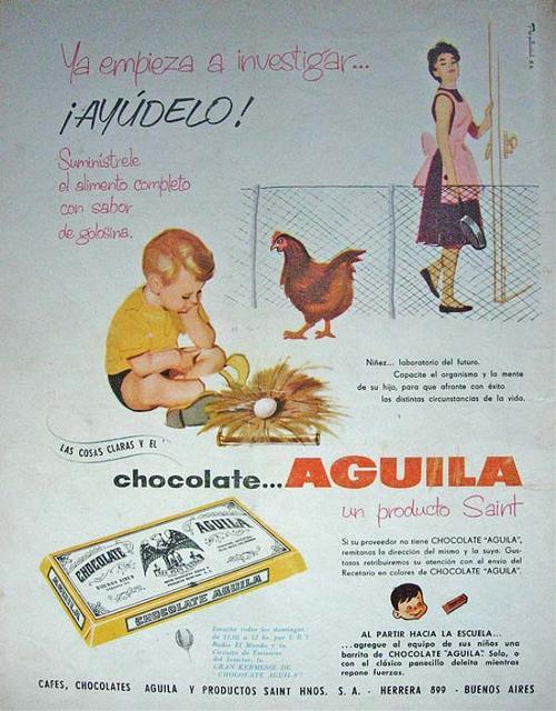 Chocolate Aguila