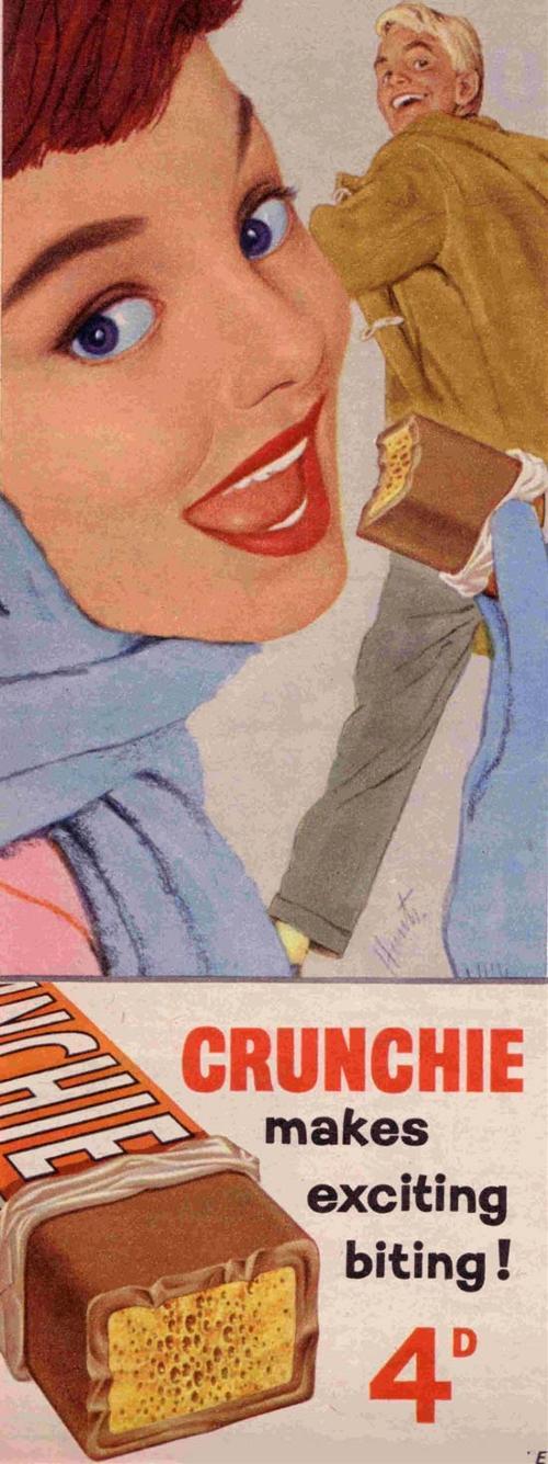 Crunchie - 1957