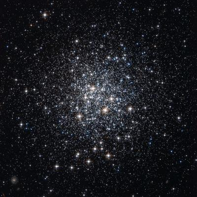 M72: A Globular Cluster of Stars