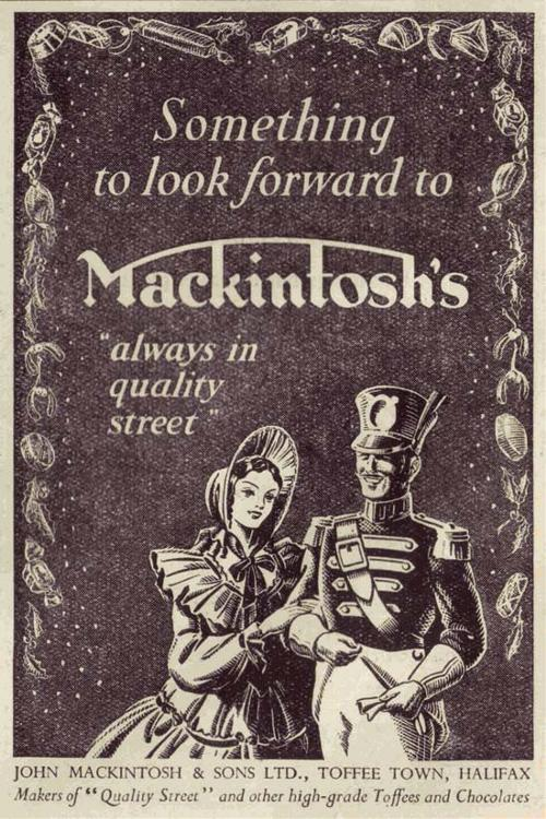 Mackintosh's - 1942