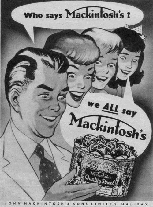Mackintosh's - 1952