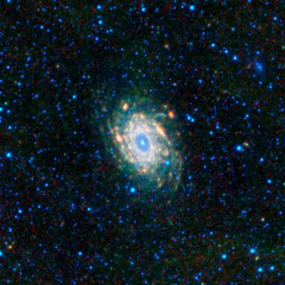 NGC 6744 - A Sibling of the Milky Way