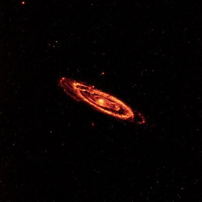 The Dirt on Andromeda