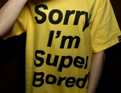 Sorry I'm Super Bored! 2