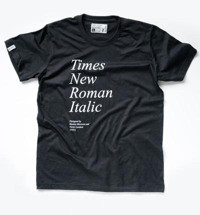 Times New Roman Italic