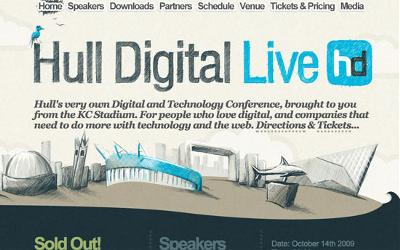 Hull Digital Live