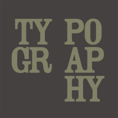 Typography Hoodie 2