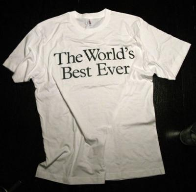 The World's Best Ever