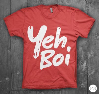 yeh boi