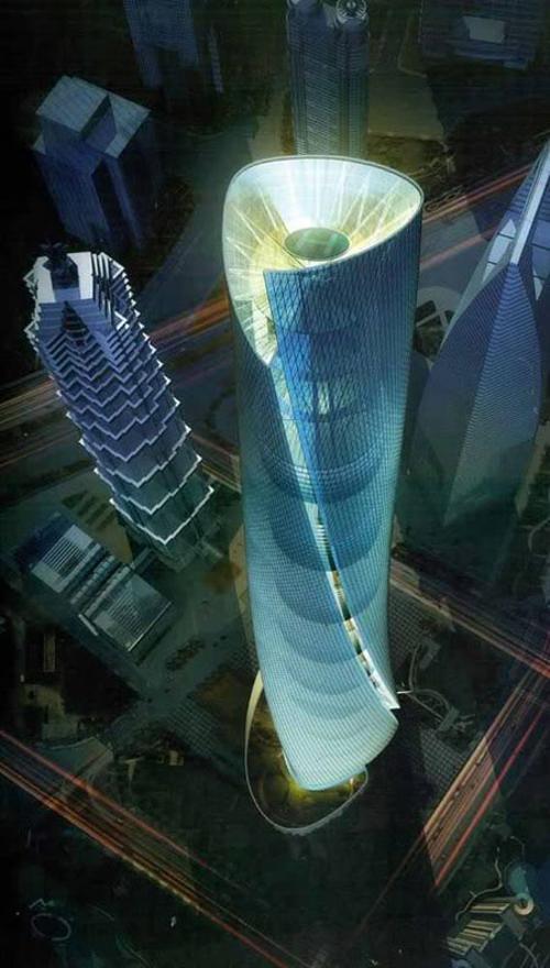 Shanghai Center/Tower