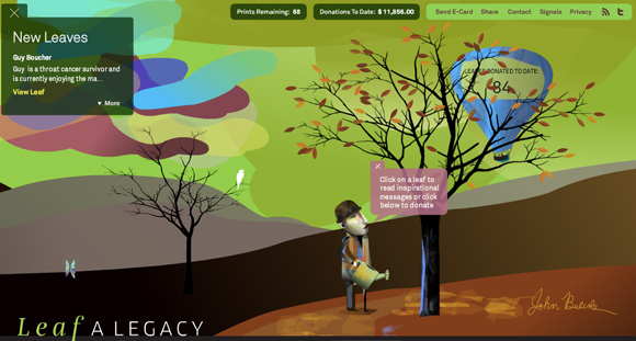 10 Creative Flash Web Design For Inspiration