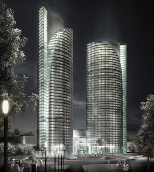 Mirax Plaza Tower