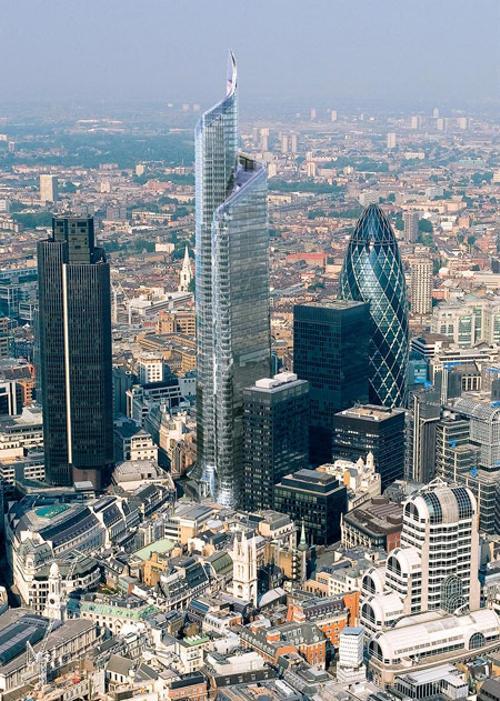 London Pinnacle