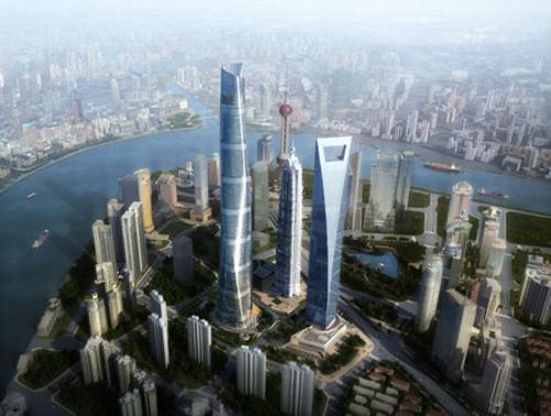 China 117 Tower