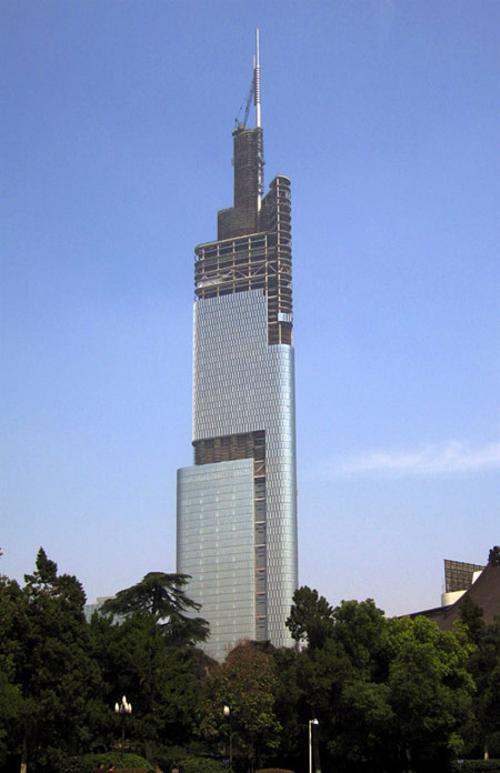 Nanjing Greenland Financial Center