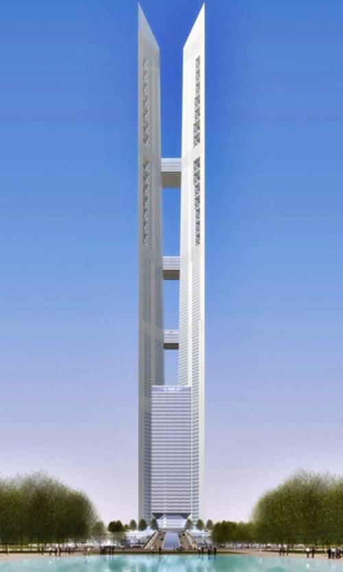 Incheon Tower