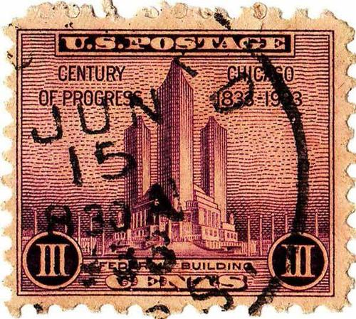 1933 USA - Chicago Century of Progress