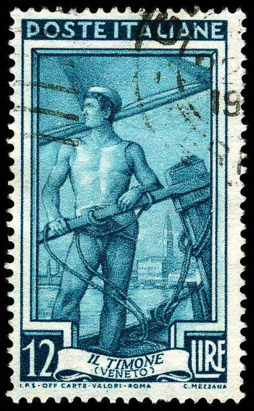 1950 Italy  - Il Timone