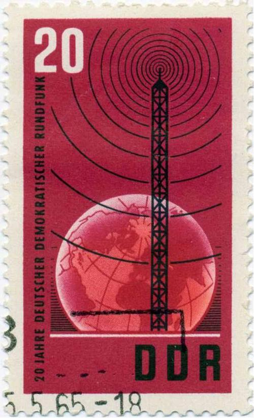 1965 DDR - 20 Years of Democratic German Broadcasting