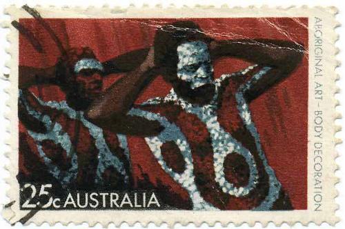 1971 Australian - Aboriginal Art