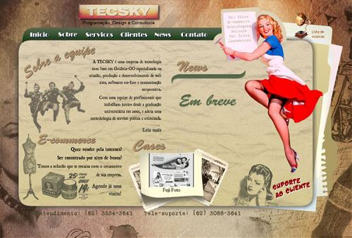 Tecsky Web Design