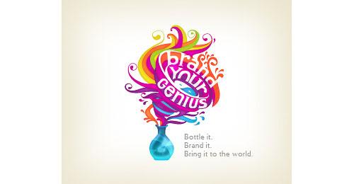 Brand Your Genius logo