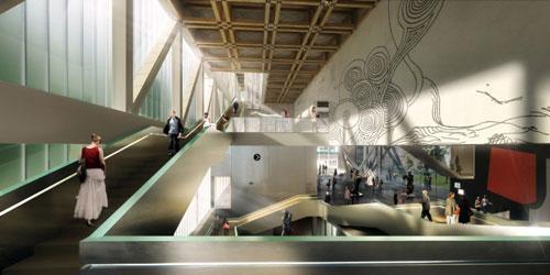 Beaux Arts Museum in Quebec, Canada 3