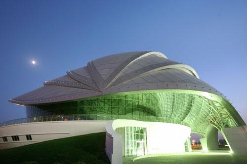 The Design Institute of Civil Engineering & Architecture in Dalian, China 1
