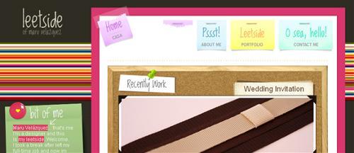 Pink Website