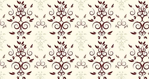 retro vintage pattern
