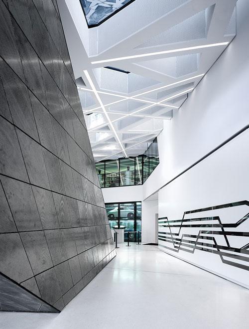 Porsche Museum in Stuttgart, Germany 2