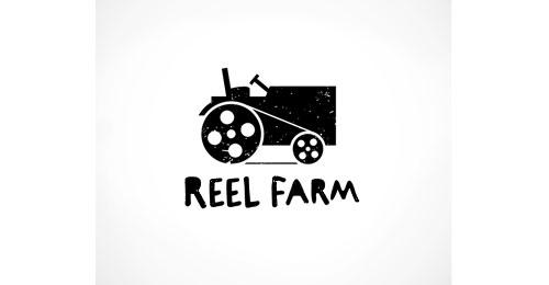 REEL FARM logo