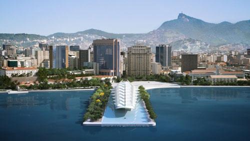 The Museum of Tomorrow in Rio de Janeiro, Brasil 1
