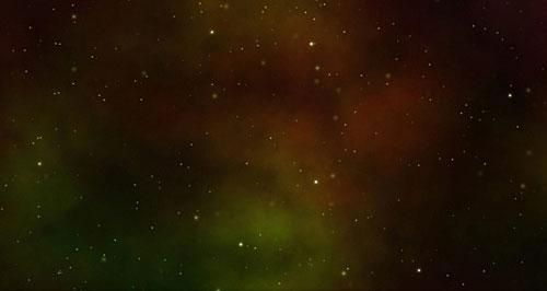 tileable nebula space pattern