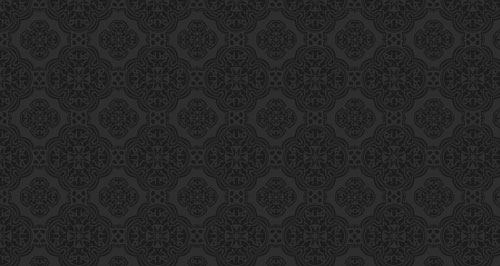 ghost tile pattern